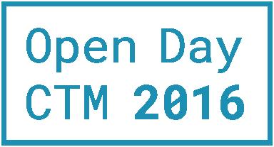 Open Day CTM 2016